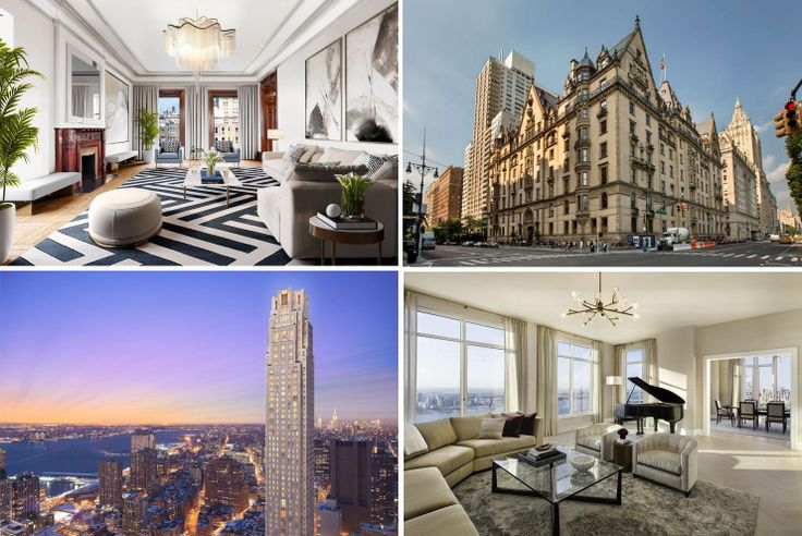 A prestigious Fifth Avenue co-op, a home in The Dakota, and a high-floor pad at 30 Park Place are among last week's top sales and contracts