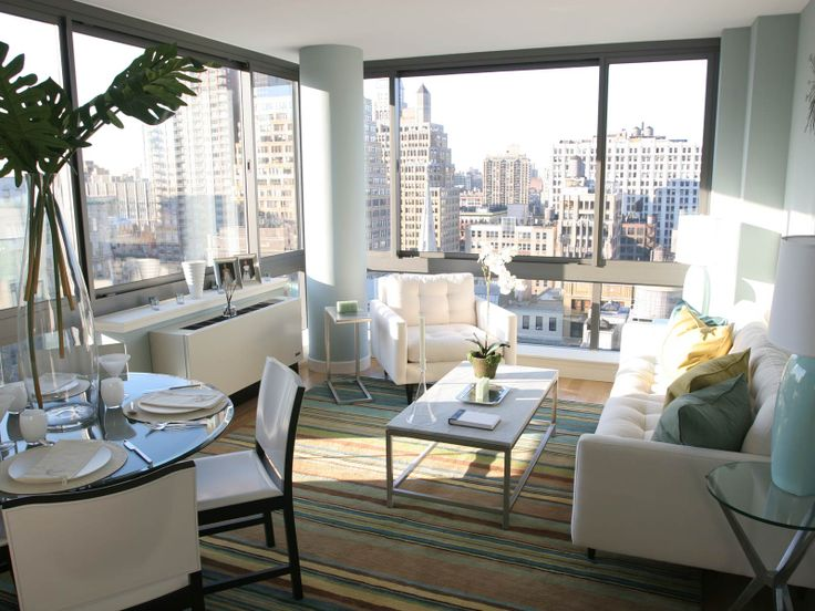Inside the residences at Tower 31 at 9 West 31st Street in Midtown West (Image via Tower31.com)