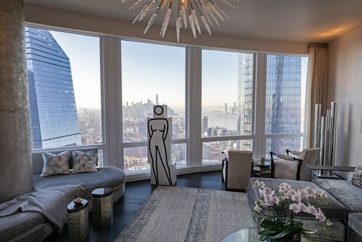 All images of 35 Hudson Yards via James and Karla Murray