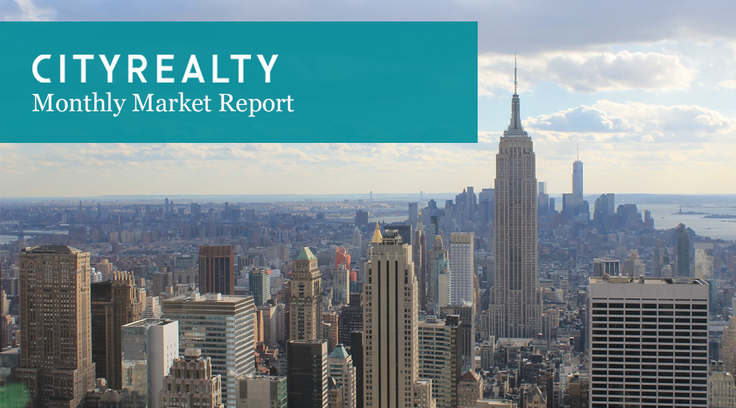 CityRealty's May 2018 market report includes all public records data available through April 30, 2018 for deeds recorded the prior month.