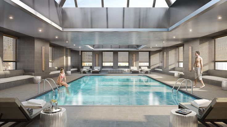 225 Rector Place, Luxury Condo, Manhattan, New York City
