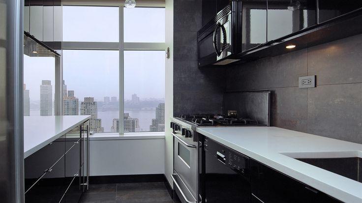Kitchen, 3 Lincoln Center, Condo, Manhattan, NYC