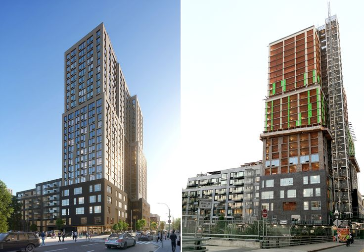All renderings courtesy of Marvel Architects