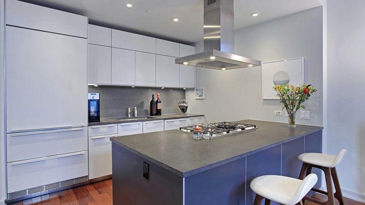Kitchen, 101 Warren Street, Condo, Manhattan, NYC