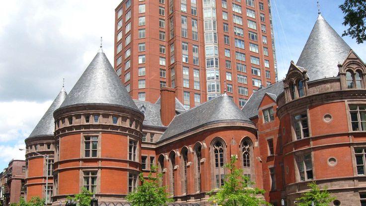 Building, 455 Central Park West, Condo, Manhattan, NYC