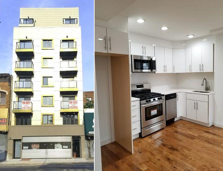 850 Flatbush Ave in Flatbush Brooklyn (Images: Aliran LLC)