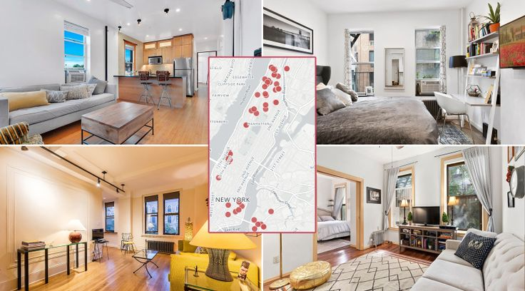 This week's rundown includes a Chelsea HDFC Co-op for $479K