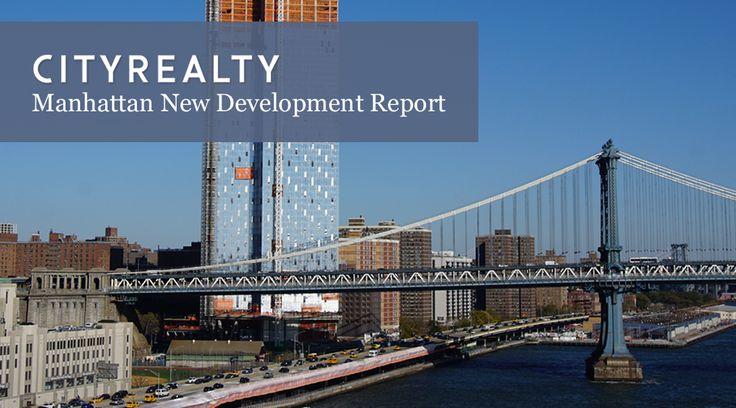 2017 Manhattan New Development Report