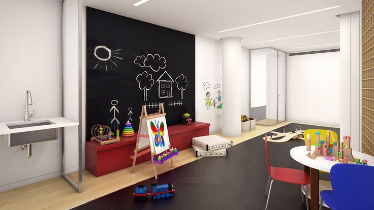 Playroom, 737 Park Avenue, Condo, Manhattan, NYC