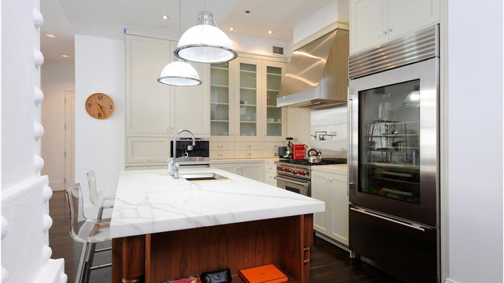 Kitchen, 141 Fifth Avenue, Condo, Manhattan, NYC