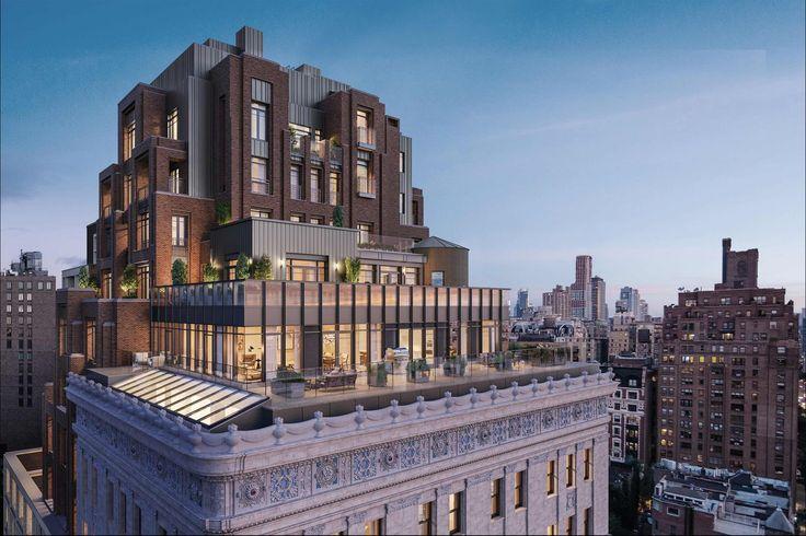 Penthouse at 378 West End Avenue via Alchemy Properties