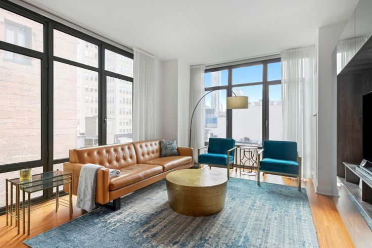 Tax-abated condo listed at Reade57 in Tribeca