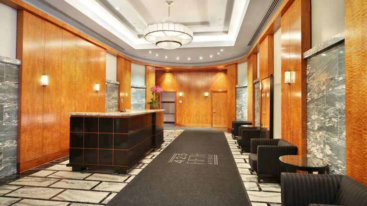 Lobby, 425 Fifth Avenue, Condo, Manhattan, NYC