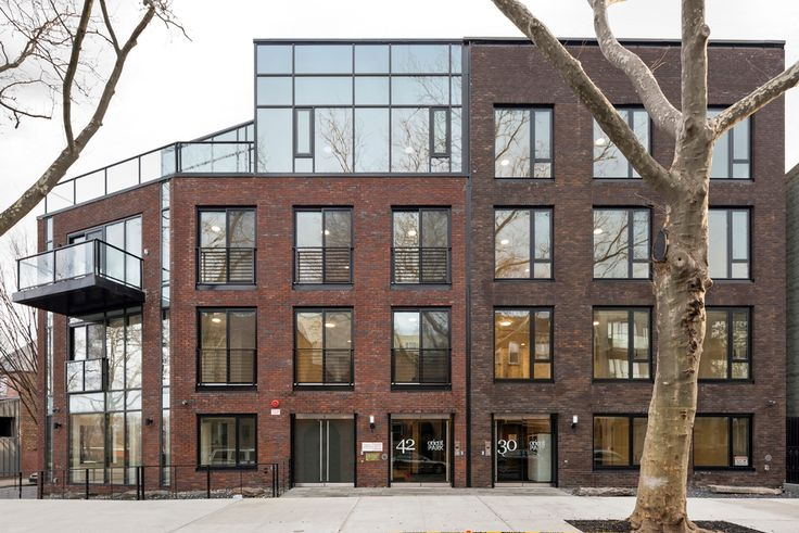 Orient Park in East Williamsburg is currently leasing with one month of free rent on select units. (Image via Compass)