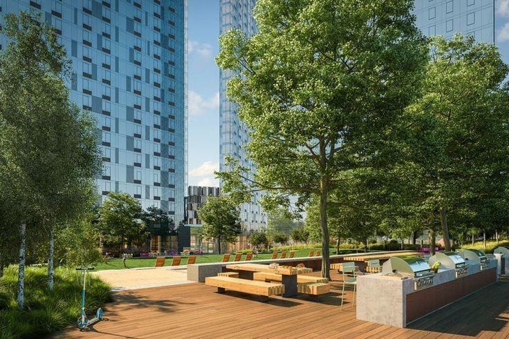 Jackson Park amenities