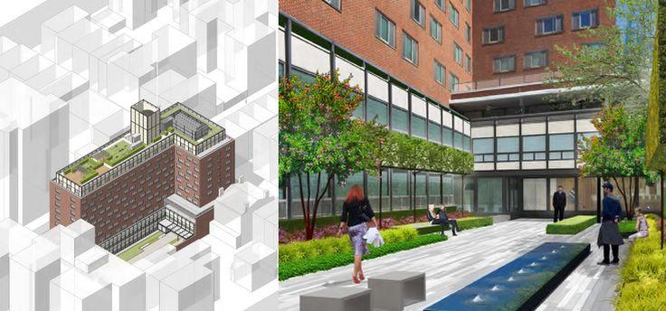Proposed renderings of 107 COlumbia Heights