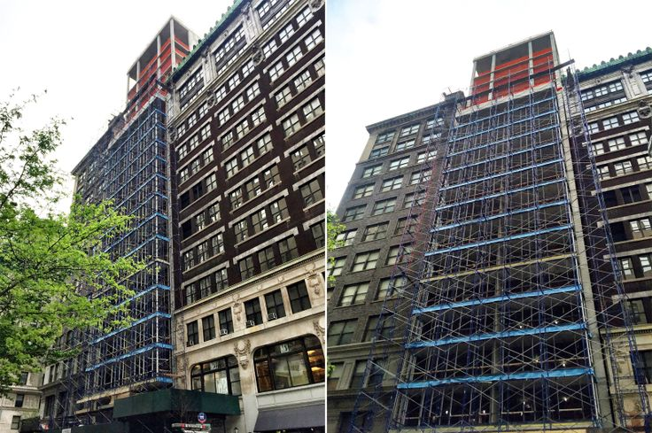 145 Madison Avenue Has Just Topped Off at 21 Stories; Photos via CityRealty