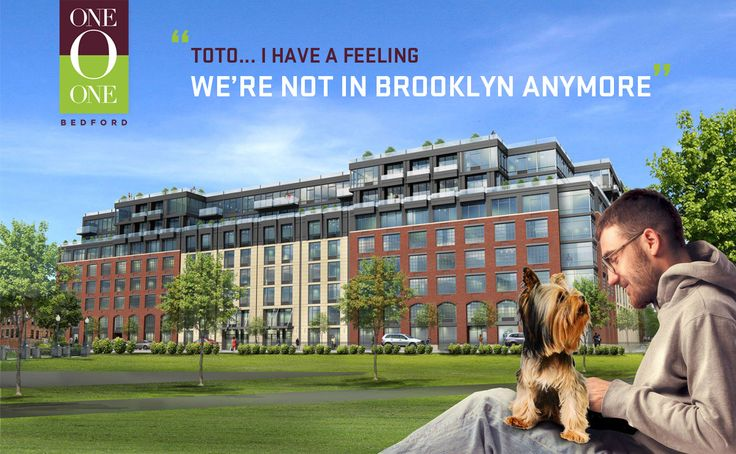 Early marketing image for 101 Bedford prior to its 2012 leasing launch.  (101bedford.com)