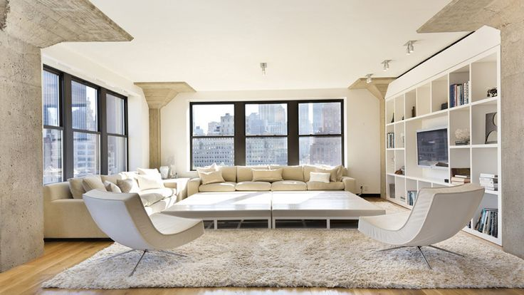 The Atalanta, Luxury Apartment, Manhattan, New York