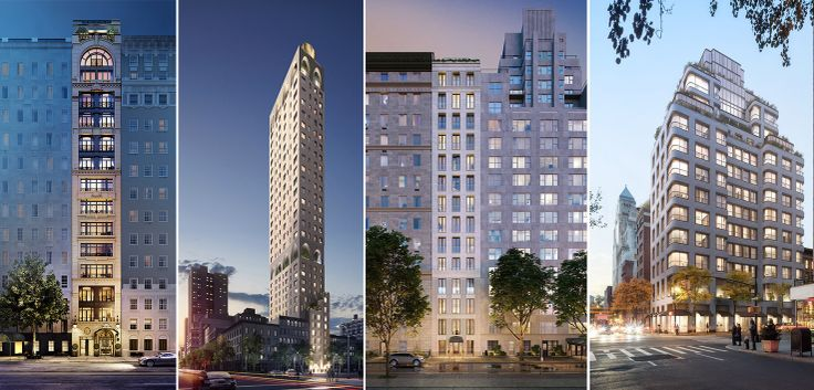 A look at the new buildings coming to the Upper East Side