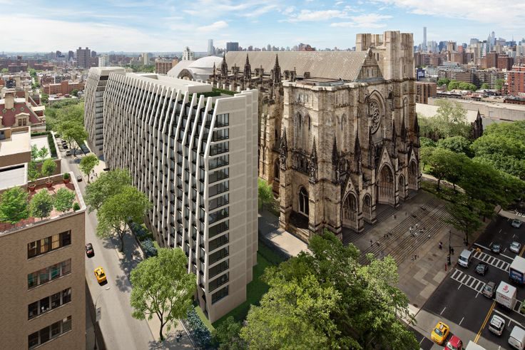 Enclave At The Cathedral, 400 West 113th Street (Image via enclavenyc.com)