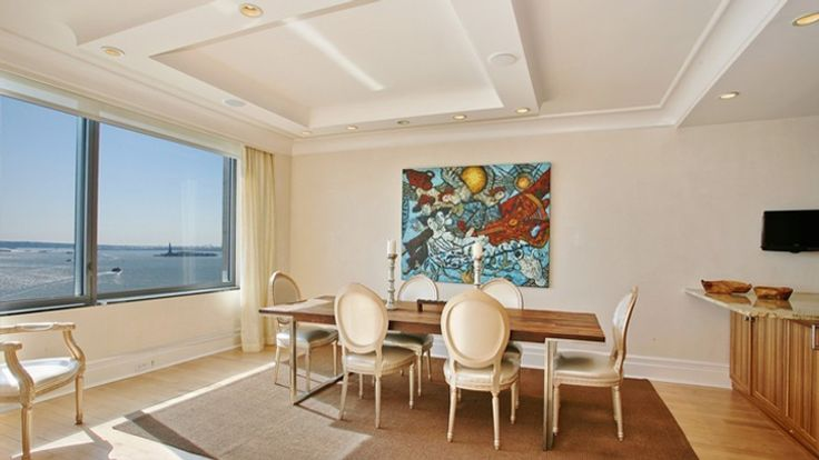 Ritz Carlton Residence, Battery Park City Apartment, Manhattan Apartment