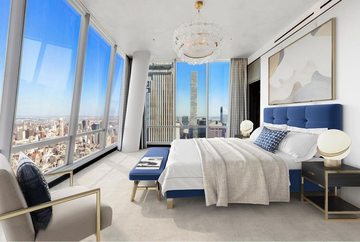 One57's  unit #67C was the fifth priciest closing recorded in the third week of December (Photo credit Douglas Elliman)