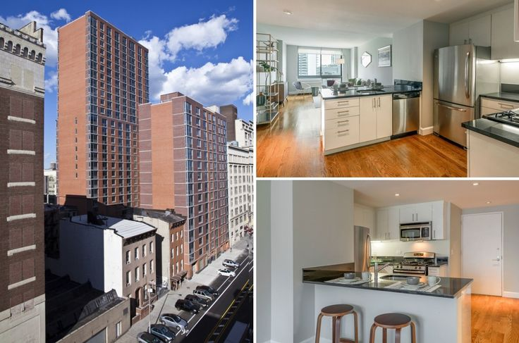 The Addison at 225 Schermerhorn Street in Downtown Brooklyn (Images: Addison Leasing Office)