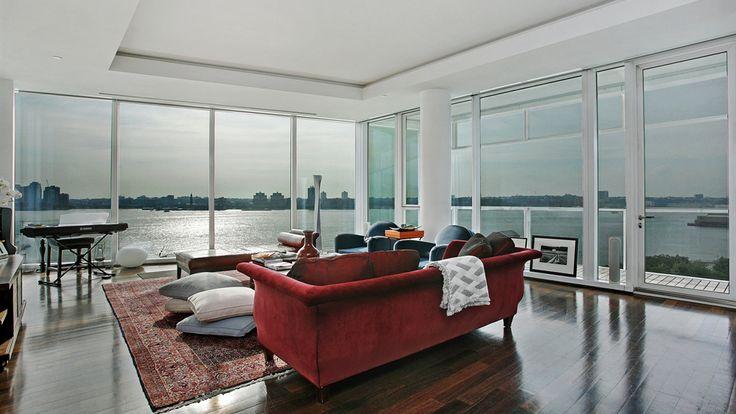 Living, 165 Charles Street, Condo, Manhattan, NYC