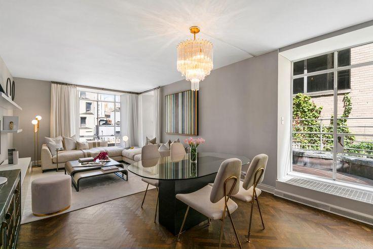 Rockefeller Apartments via Douglas Elliman