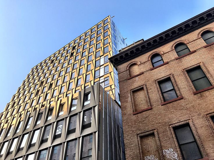 242 Broome Street (construction progress as of October)