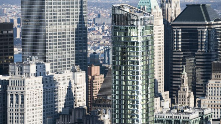Financial District Bpc Luxury Condos New York City