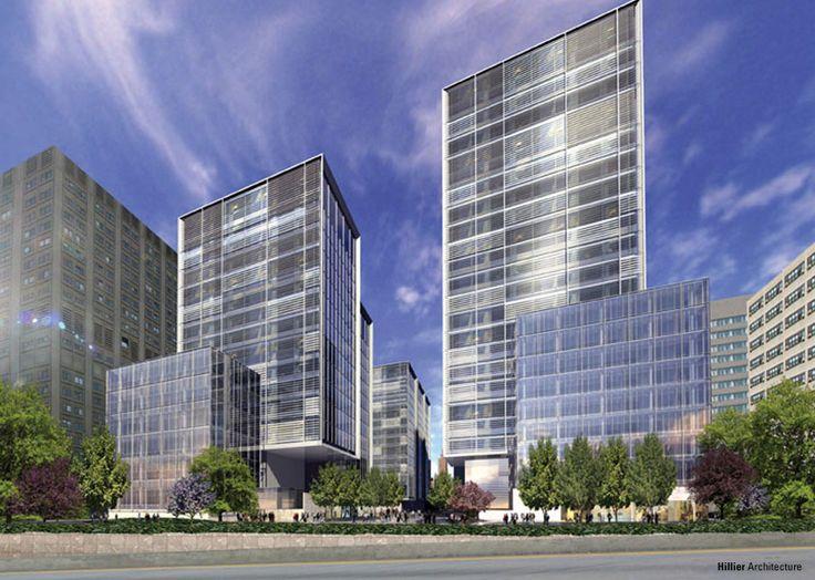 All renderings via Alexandria Real Estate Equities