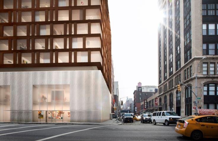 Rendering credit: Ricardo Bofill Taller de Arquitectura