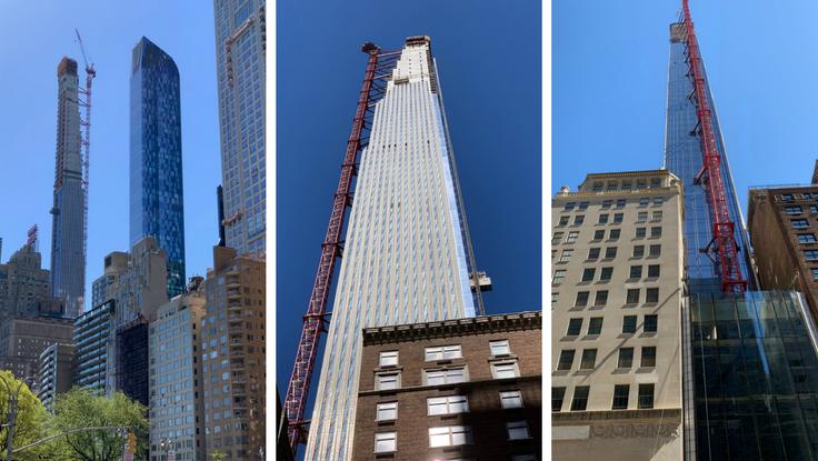Construction photos as of April 2019 ?? CityRealty