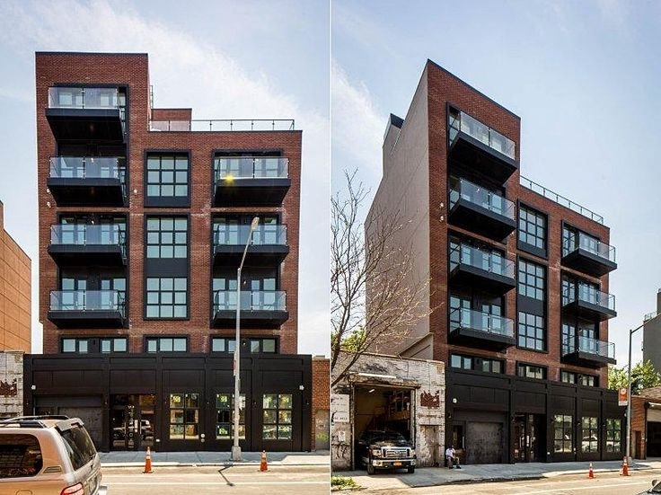 Leasing has launched for a new 20-unit rental building at 56 Box Street in Greenpoint, Brooklyn. (Image via Nooklyn.com)