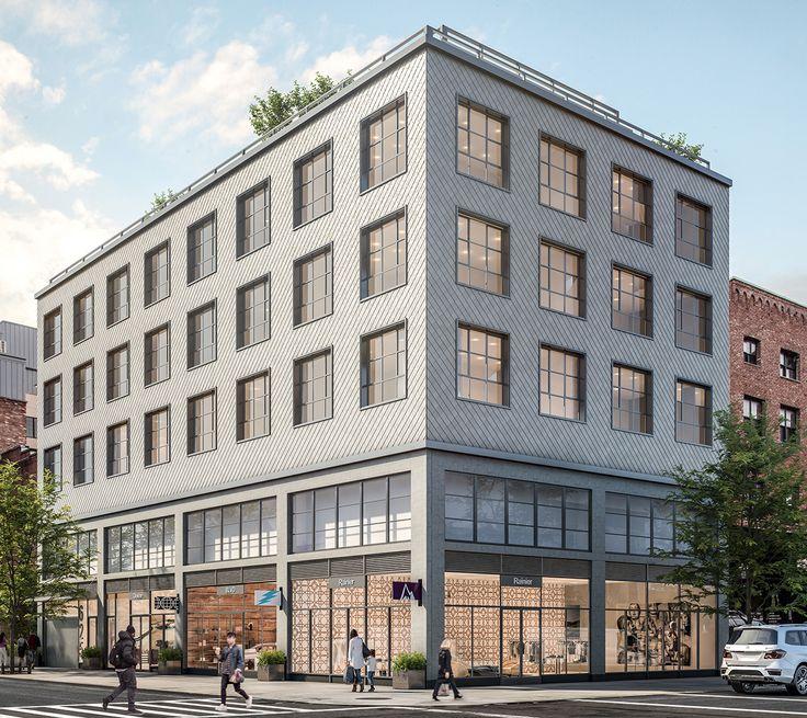 Revised design for 625 Driggs Avenue (RedSky Capital)