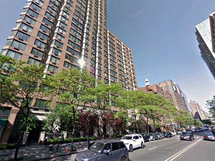 The Lucerne at 350 East 79th Street on the Upper East Side (Image via Google)