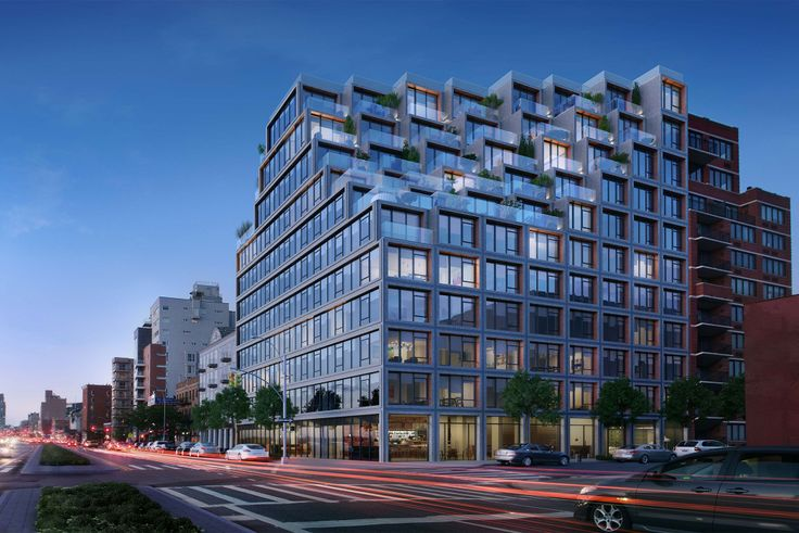Sales have launched at 251 First Street in Park Slope, Brooklyn. The building is designed by the New York-based architecture firm ODA.