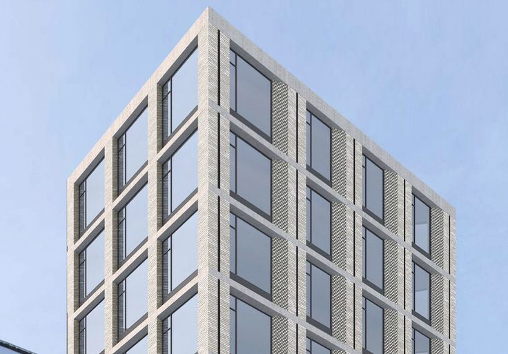 500 West 25th Street. Rendering via Churchill Real Estate Holdings
