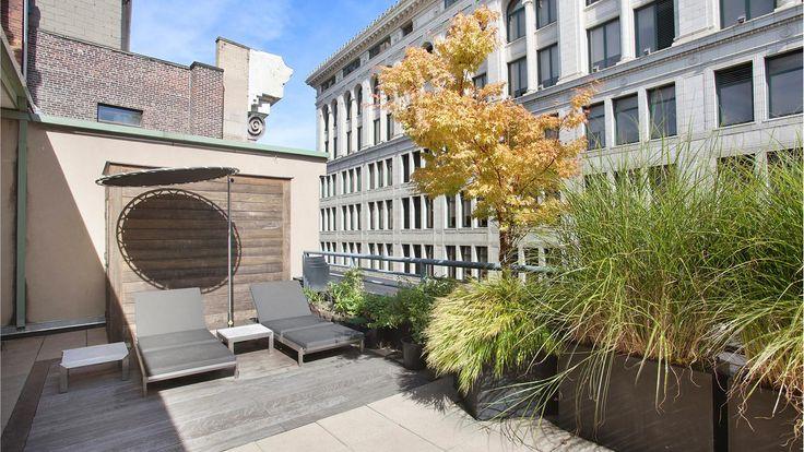 Terrace, 21 Astor Place, Condo, Manhattan, NYC