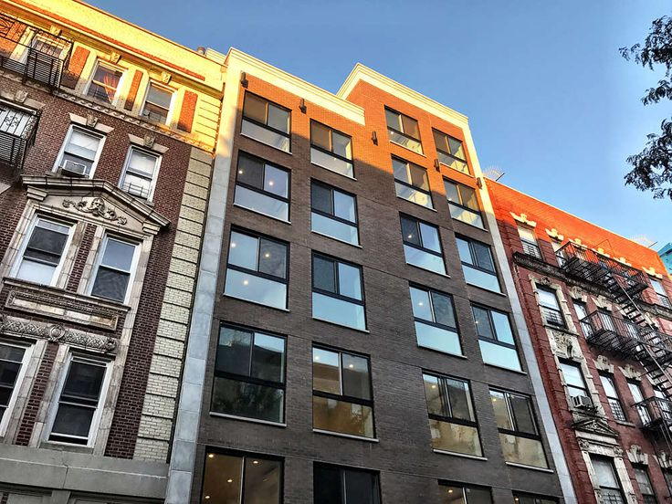 The new rental at 517 West 134th Street, via CityRealty