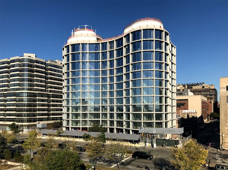 The Herzog & de Meuron-designed 160 Leroy was the top-selling Manhattan building last month (CityRealty)