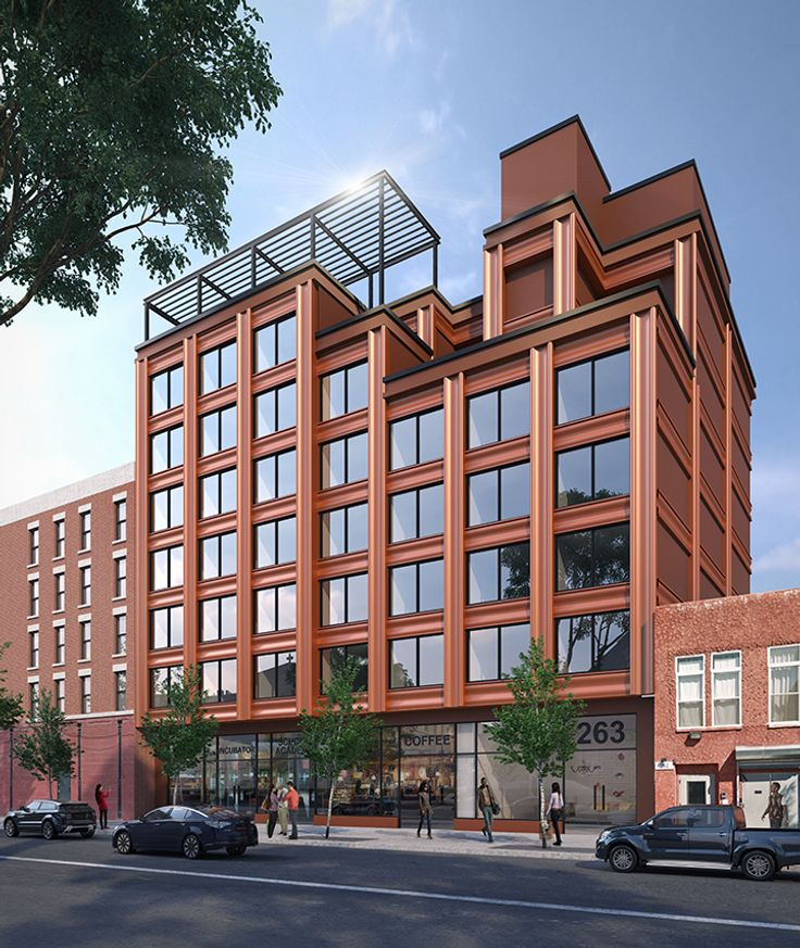265 West 126th Street Rendering (Source: NYC Housing Preservation & Development)