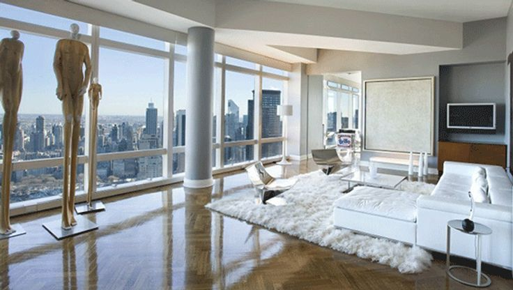 Time warner center 25 columbus circle condo apartments for New york central park apartments for sale