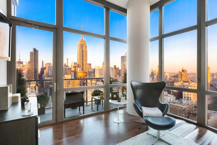 The dream apartment, Chelsea Stratus #PH3C, is currently listed for $7.5 million (Aligned Real Estate)