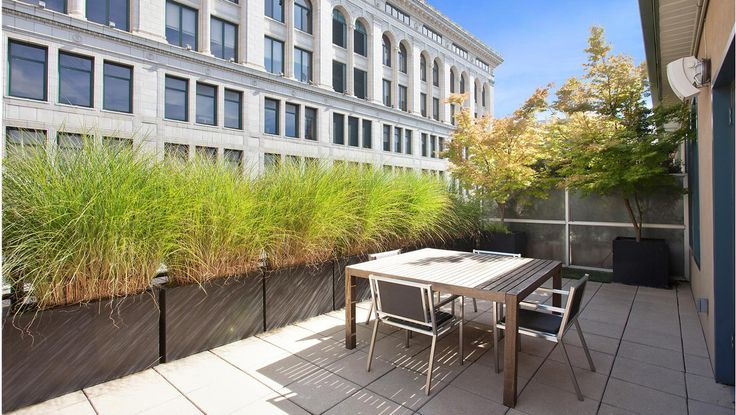 Terrace, 21 Astor Place, Condo, Manhattan, NYC