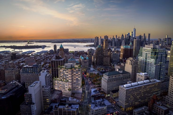 All renderings of One Boerum Place by Williams New York