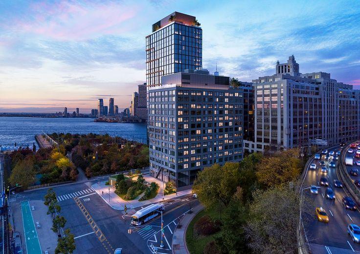 The Landing At Brooklyn Bridge Park, 15 Bridge Park Drive (Image via MNS)