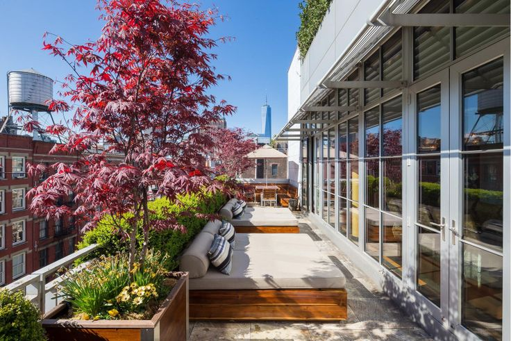 This penthouse atop the Soho Gallery Building is now asking 42% below its original listing price via Douglas Elliman